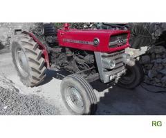 Tractor Massey-ferguson 135 com direcçao assistida