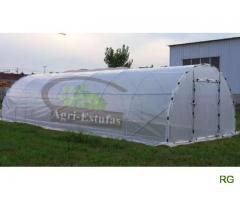 Estufa Agrícola - Modelo Pro (10m x 4m x 2,3m)