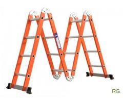 Escada Multifunções 6 em 1 - 450cm - Novas c/ IVA