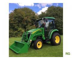 Tractor John Deere 33c2c0