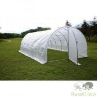 Estufa agrícola 6x3x2,30mt - qualidade premium