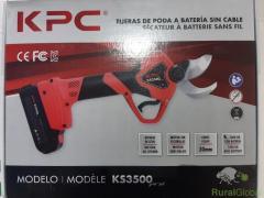 Tesoura de Poda eletrica KPC