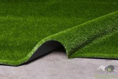 Relva sintética 7 mm verde em rolo