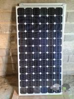 Painel solar 200w 24v 72 células 200 euros