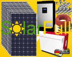 Kit – Lithium 7 Kwh habitação solar fotovoltaico10kw Prod. 4400w