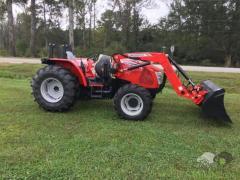 Trator McCormick X4U2c0