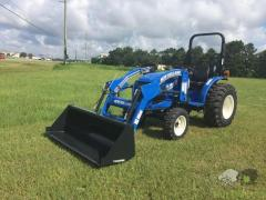 Trator New Holland Wc3c3