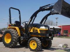 Trator Yanmar EX3c20c0E