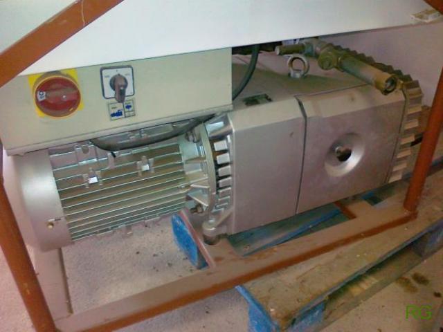 Becker DP 2.140, comppressor and vakuum pumpe 220~380volts 168 metros cubicos hora